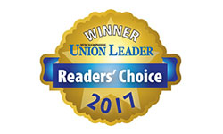 Union Leader Readers' Choice award